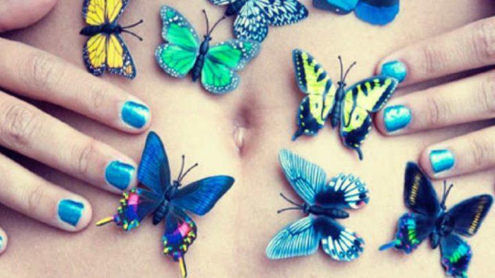 Joven se come 15 mariposas porque quería saber cómo era estar enamorada