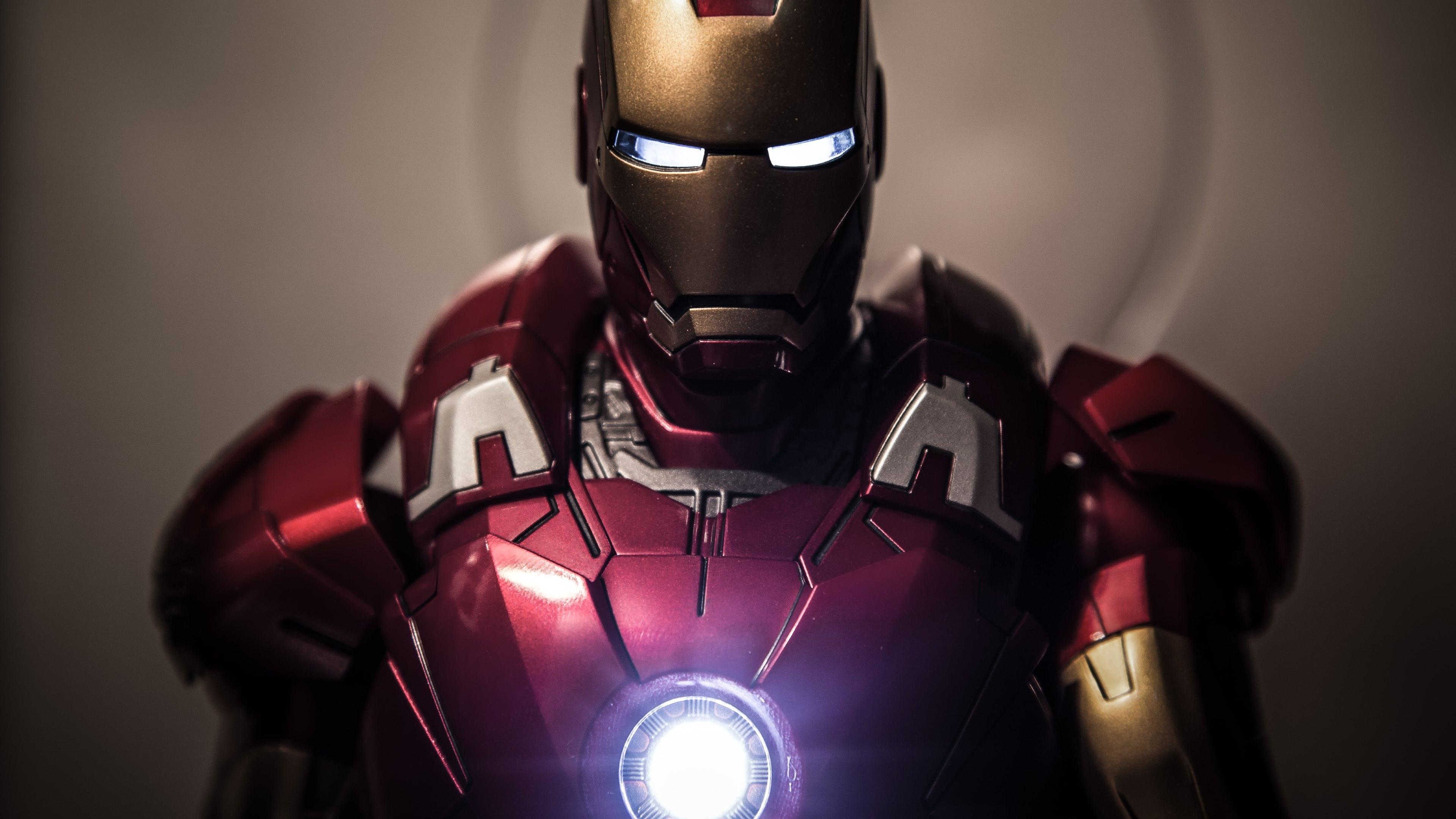 Este hombre se inspiró en el traje de Iron Man y creó uno propio