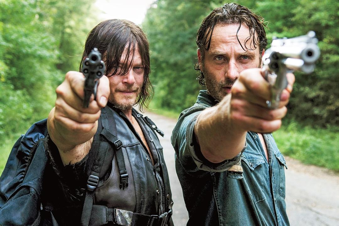"""""""Daryl"""" le contestó a los que critican la trama de The Walking Dead"""
