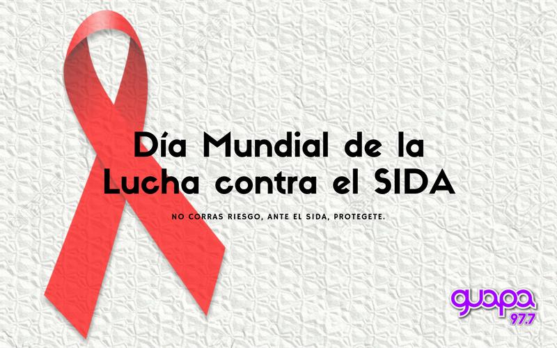 1 de diciembre: Día Mundial de la Lucha contra el Sida