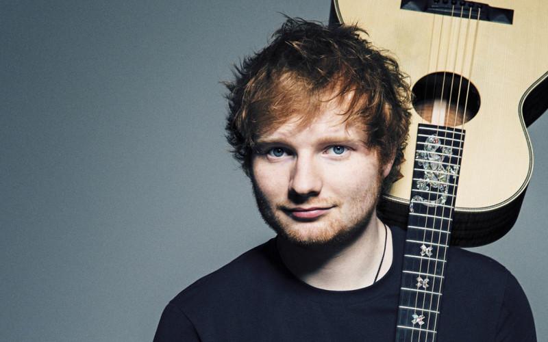 Ed Sheeran rompió record