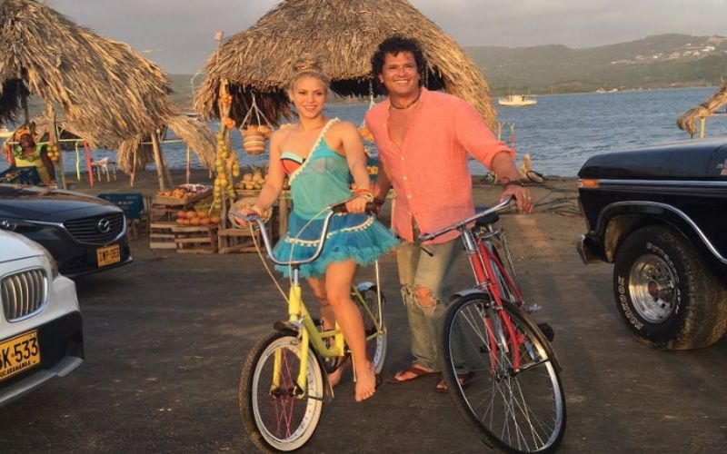 Shakira y Carlos Vives a la justicia