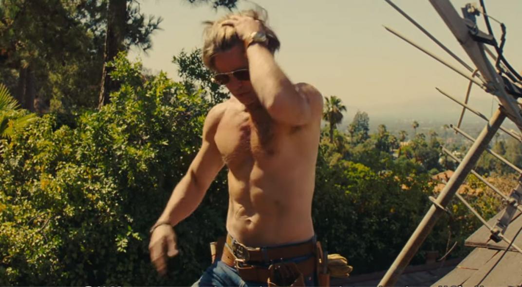 """Ya salió el tráiler final de """"Había una vez en Hollywood"""" con Brad Pitt y DiCaprio"""