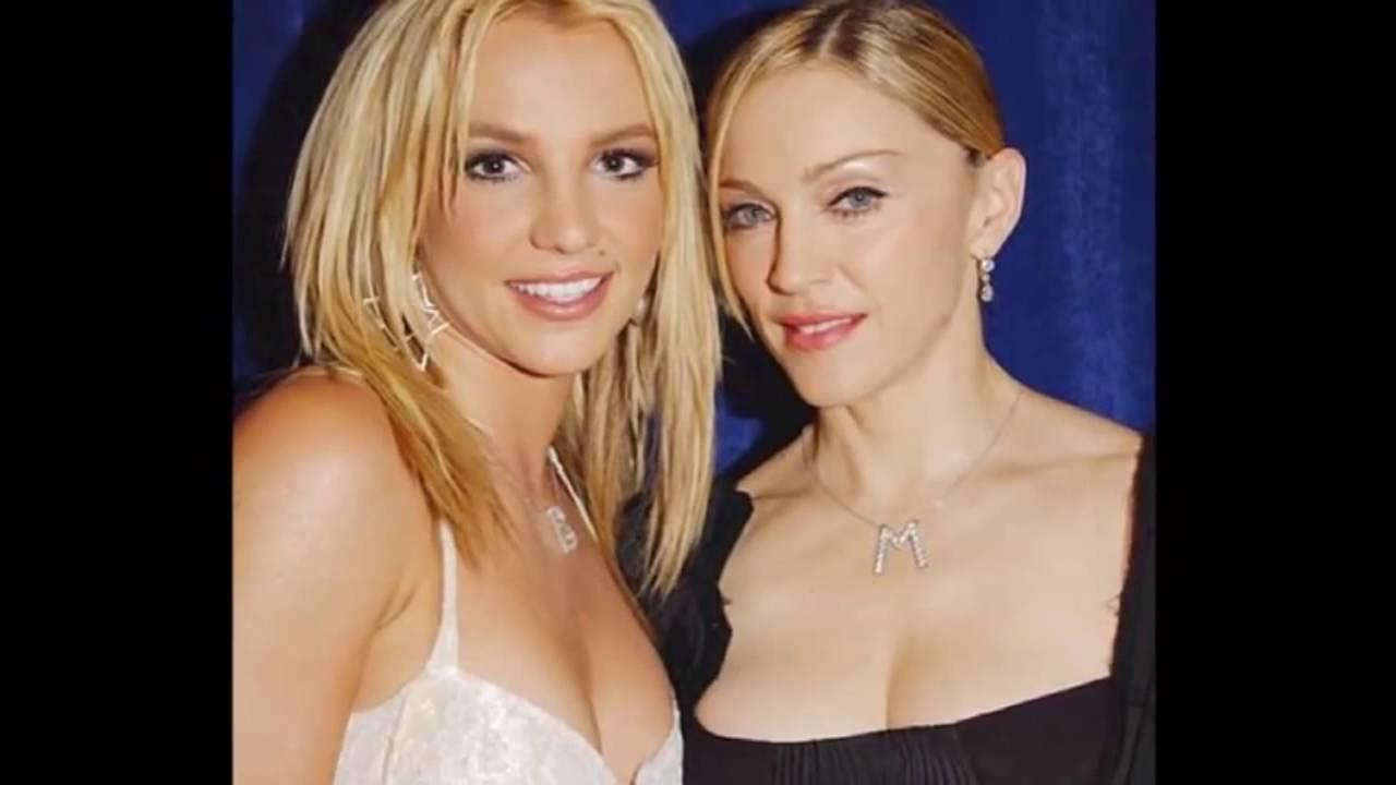 El especial regalo de Madonna para Britney Spears en el día de su cumpleaños