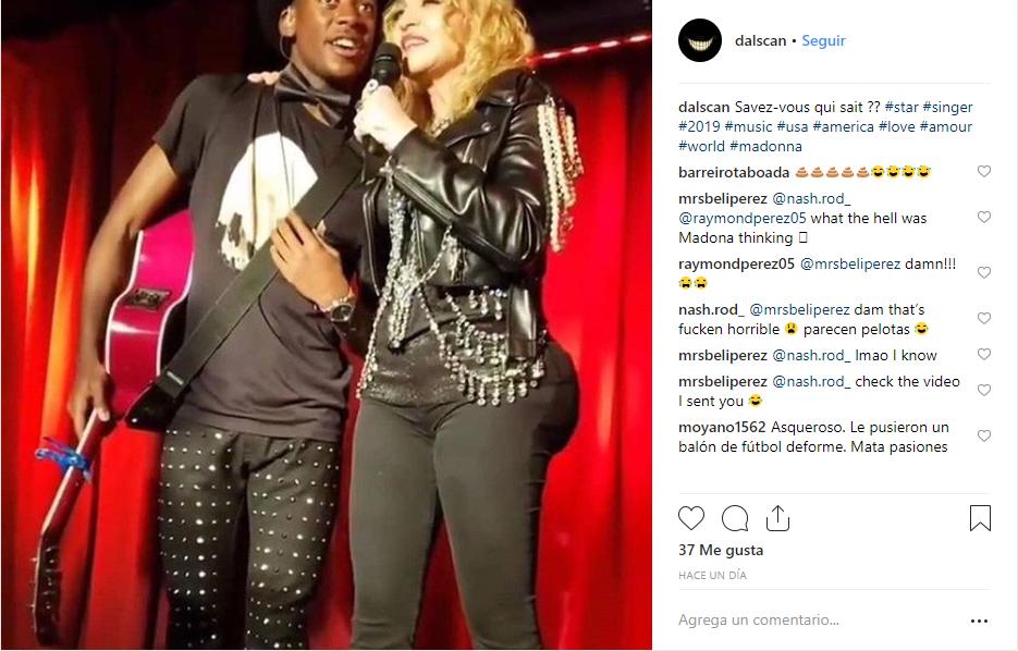 ¿Madonna se operó la cola? Esta foto generó la polémica