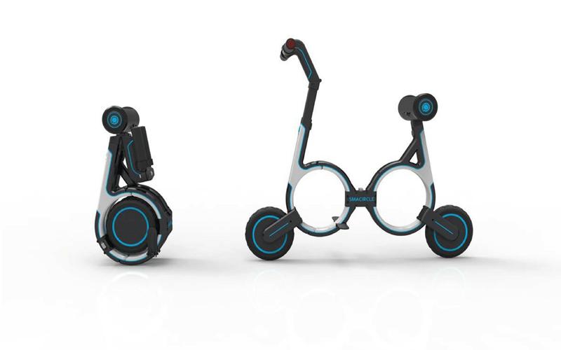La bici del futuro, hoy