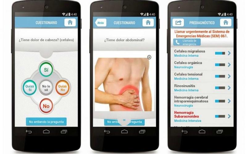 La app que te dignostica las enfermedades