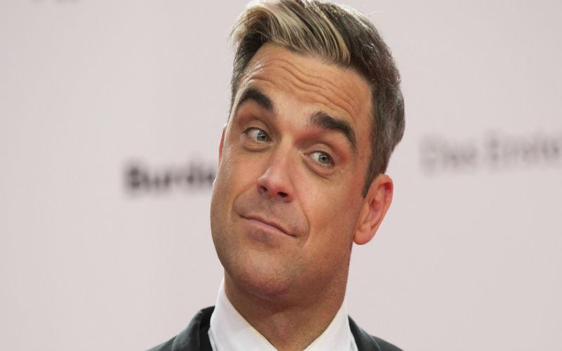 La triste confesión de Robbie Williams