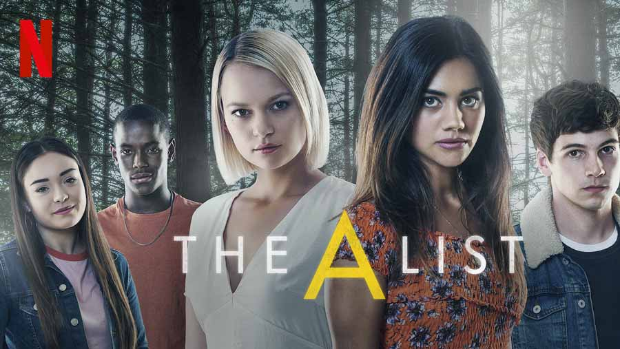 Las claves de 'The A List': ¿Por qué es una serie tan adictiva?
