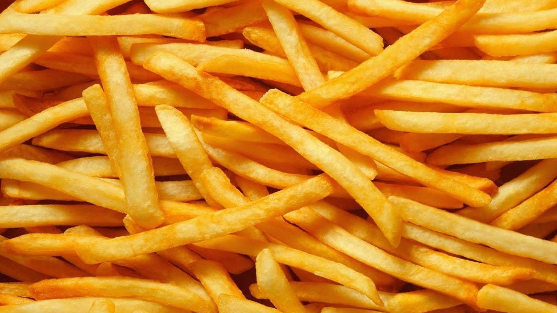 La porción ideal de papas fritas es de seis unidades
