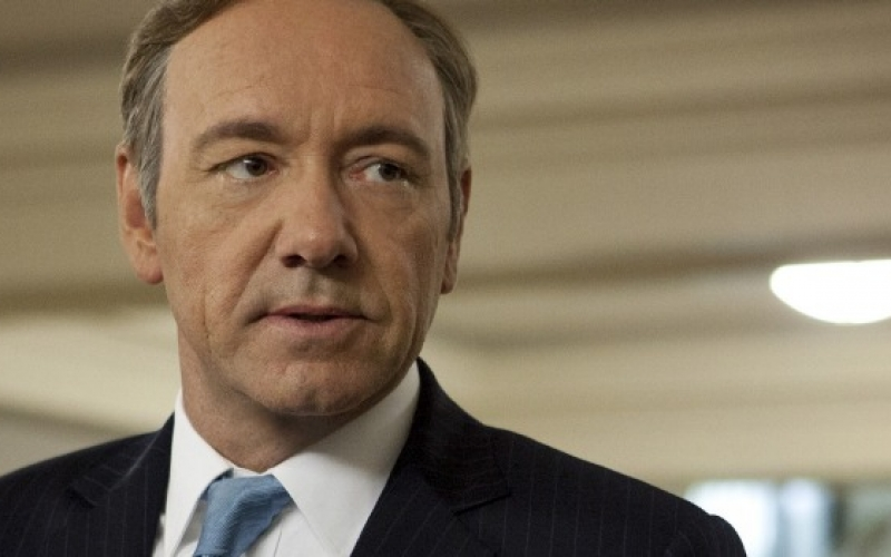 Netflix despidió a Kevin Spacey
