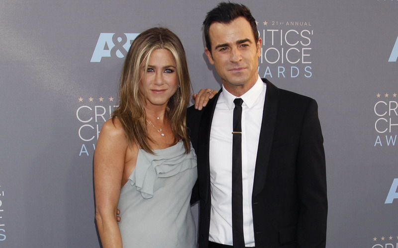 Jennifer Aniston será mamá