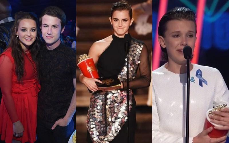 La gran noche de los MTV Awards