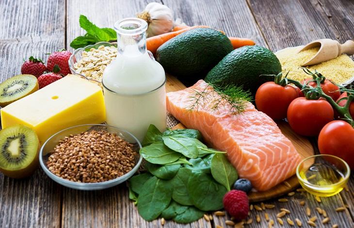 Los alimentos más saludables
