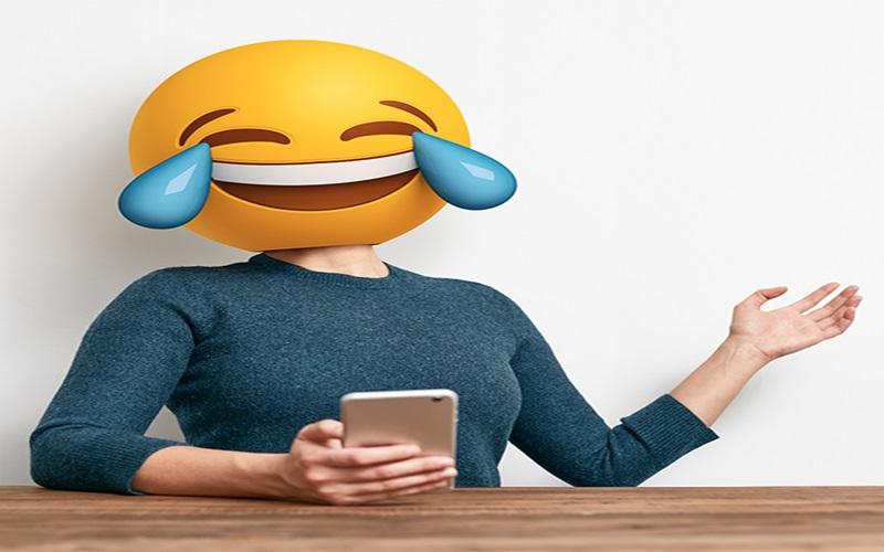 Un emoji que habla mucho de vos