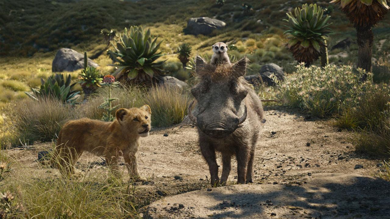 El rey león': Nuevo adelanto con  los divertidos Timón y Pumba de protagonistas