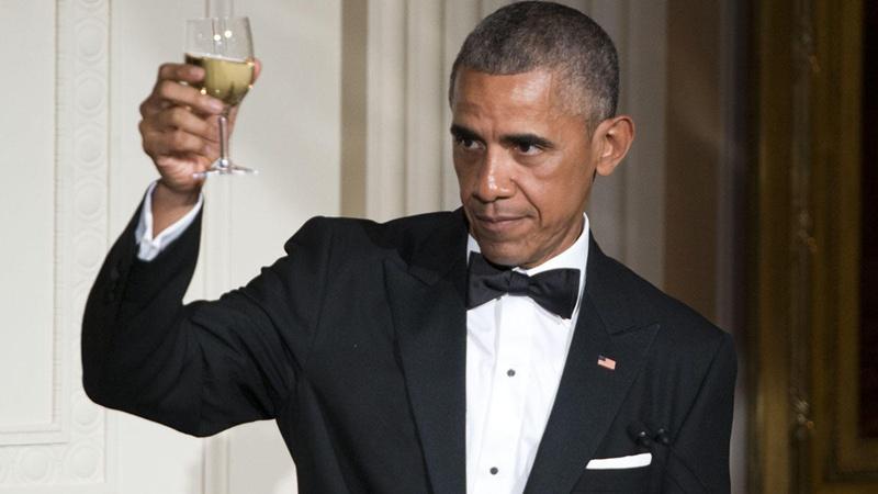 La insólita propuesta de empleo que recibió Obama