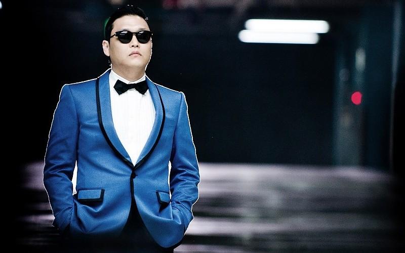 Psy presenta nuevo disco