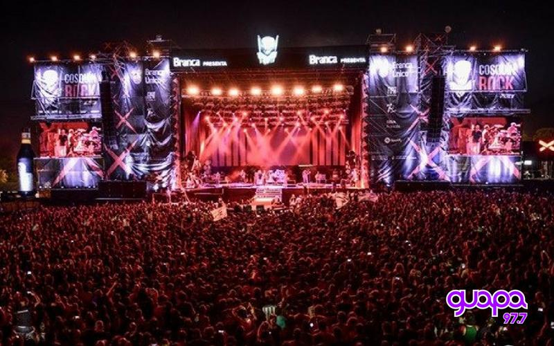 Cosquín Rock: Un festival para la reunión