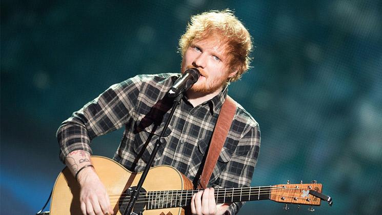 Ed Sheeran vuelve a la  Argentina con su tour Divide