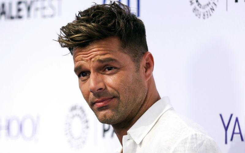 Ricky Martin vuelve a la TV