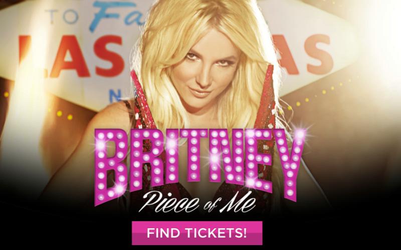 Britney Spears se despide de Las Vegas