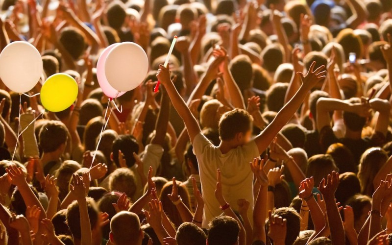 LINE UP Festival La Nueva Generación