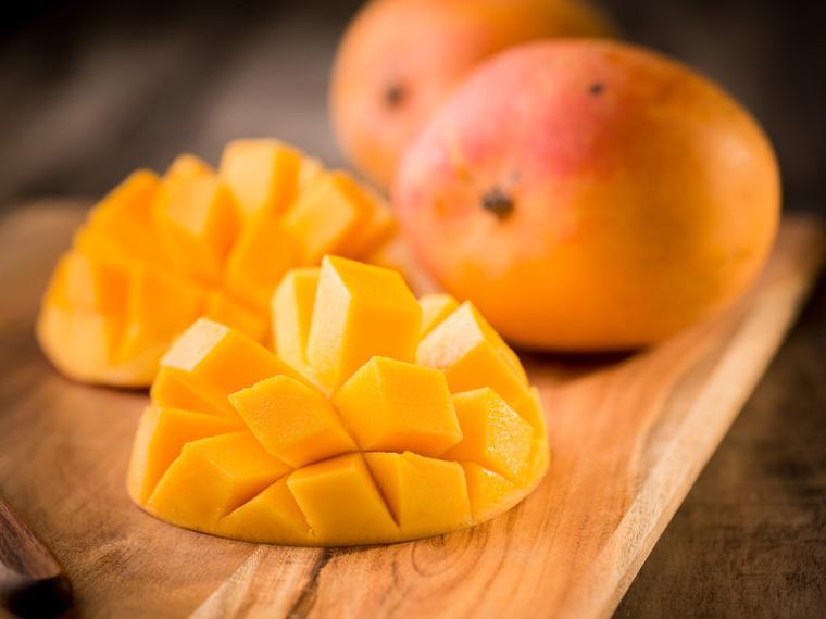 Los beneficios del mango para la salud