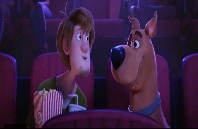 """Se viene la película animada de """"Scooby Doo"""""""