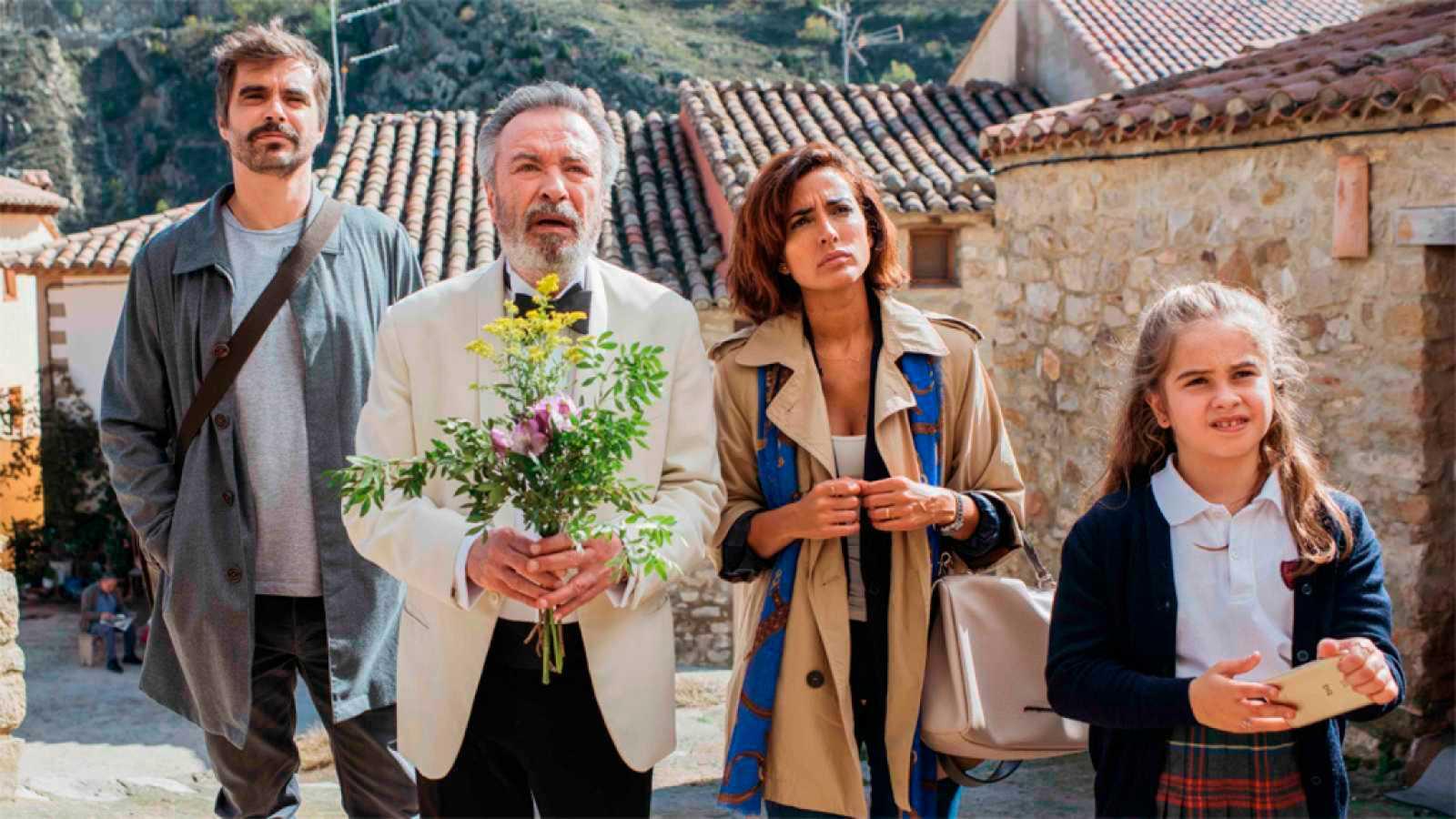 """Netflix estrenó """"vivir dos veces"""" : una película sobre el alzheimer y su proceso"""
