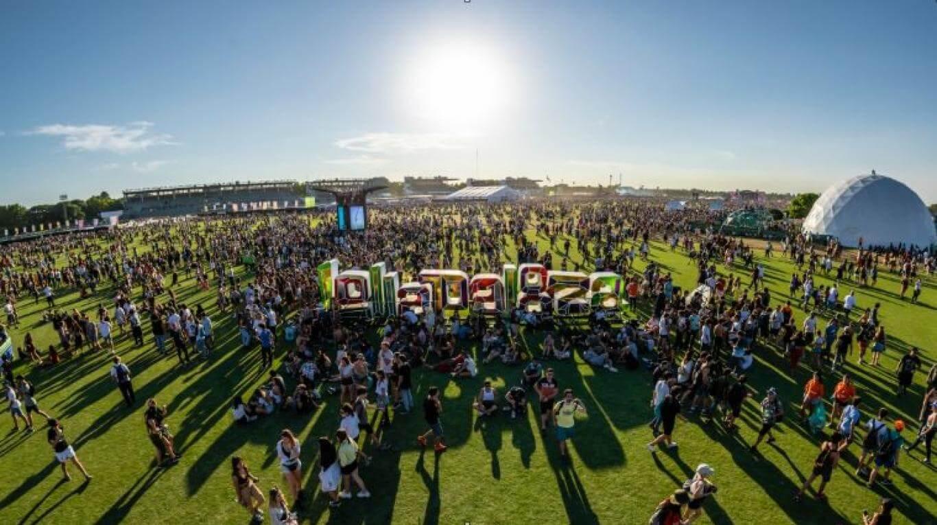 ¡Nuevas fechas para el Lollapalooza 2020!