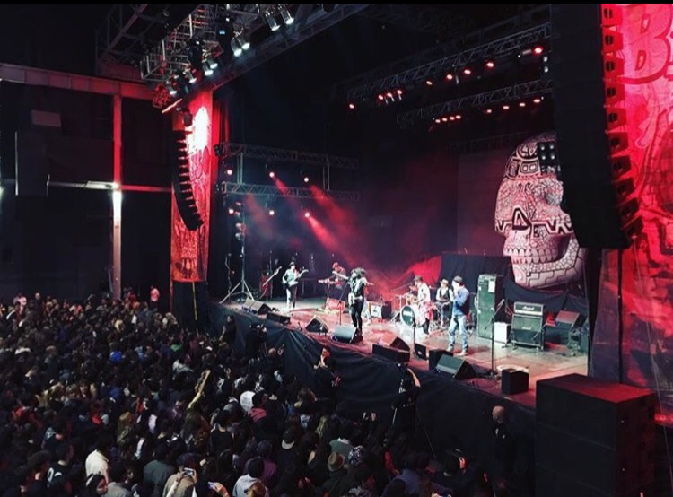 La Beriso presentó 'Pecado Capital' en LPDM