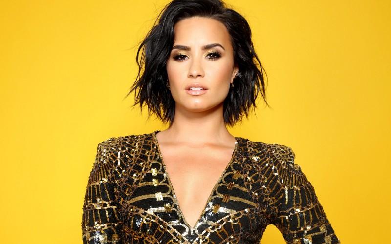 Demi Lovato se quedó sin voz