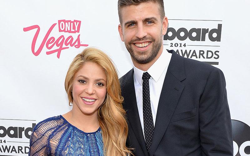 Shakira y Piqué separados