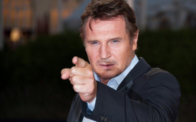 Liam Neeson vuelve al ruedo