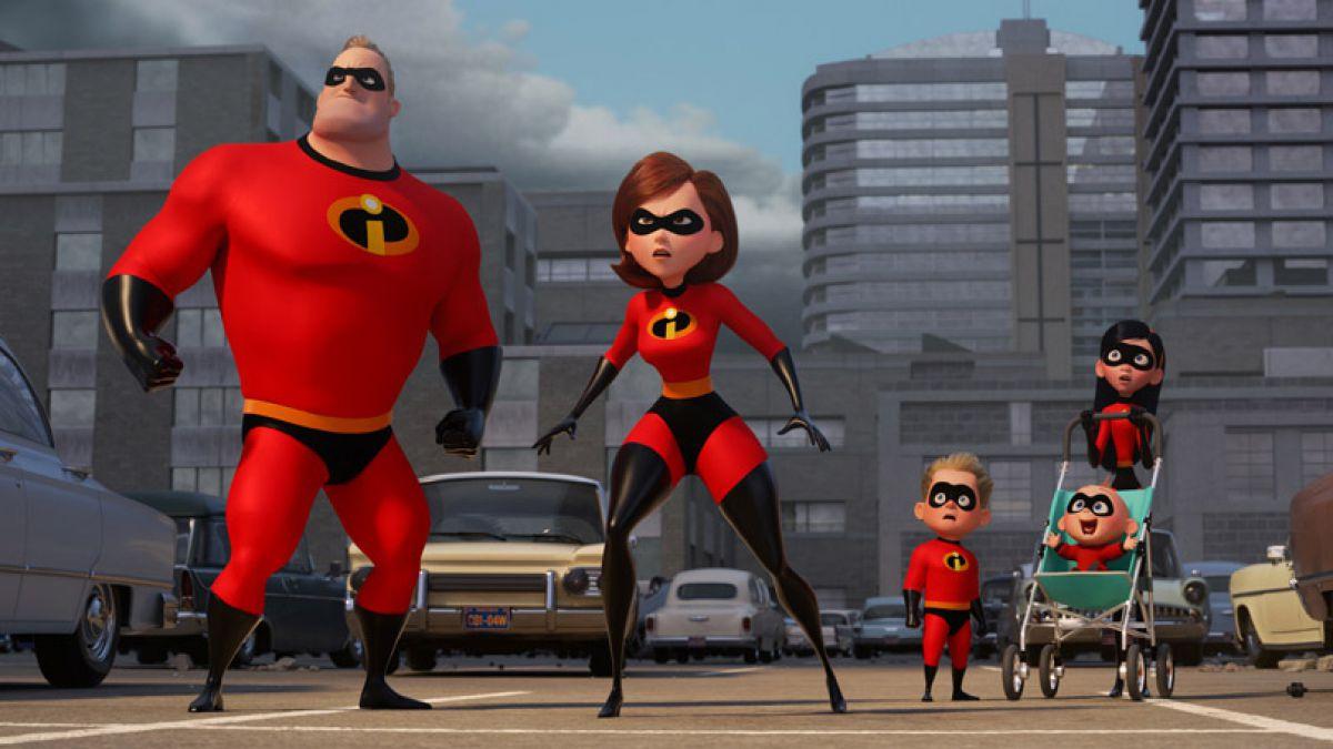 Los Increíbles 2 estrena un nuevo trailer completo
