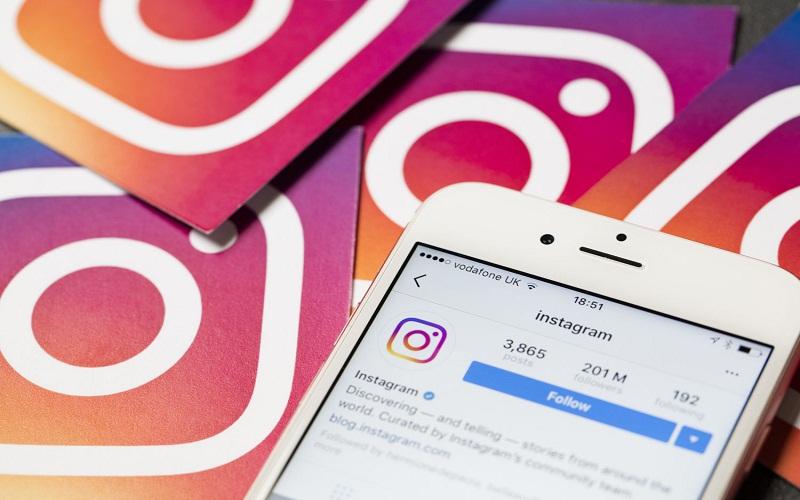 El truco de Instagram