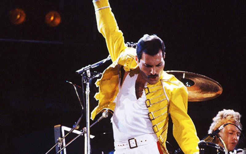 Se viene la peli de Freddie Mercury
