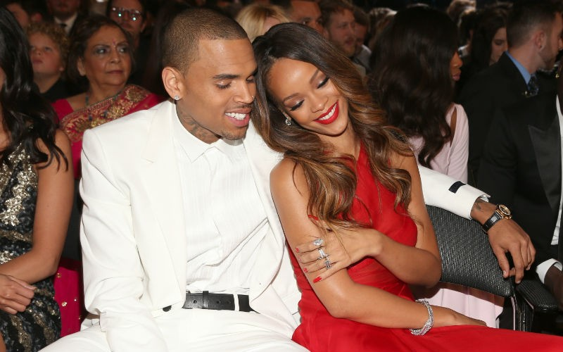 Chris Brown habló del incidente con Rihanna