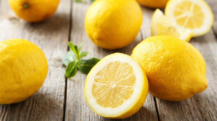 El olor a limón te hace sentir más delgado