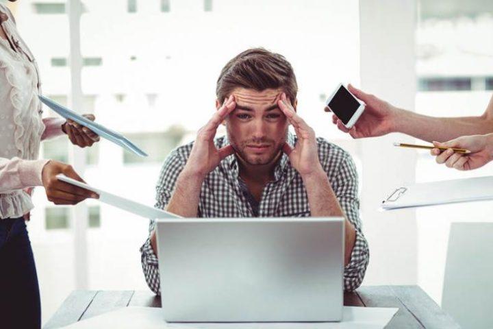 5 formas de afrontar el estrés de fin de año