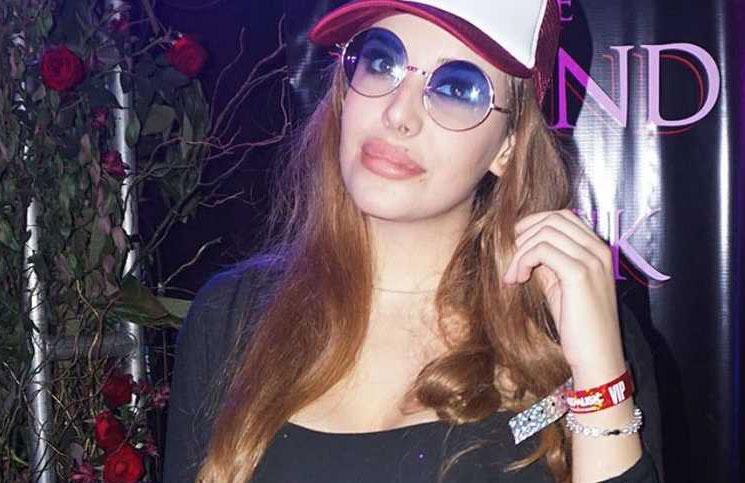 Charlotte Caniggia blanqueó las cirugías que se hizo
