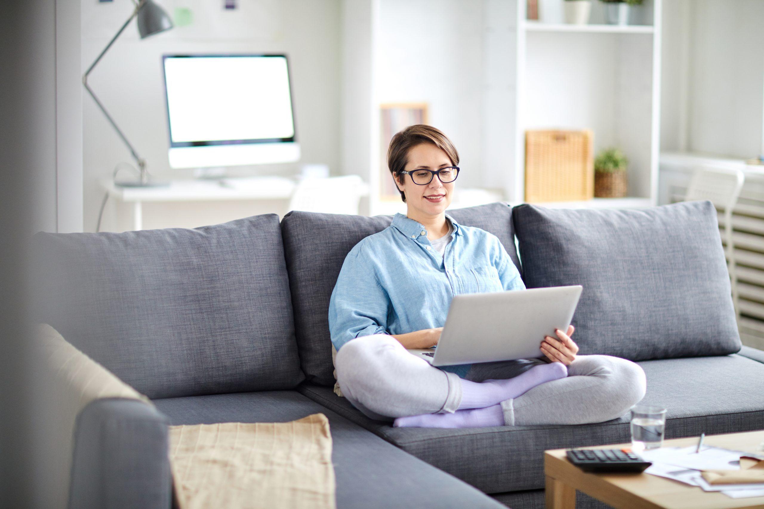 5 consejos para trabajar desde casa (y no fracasar en el intento)
