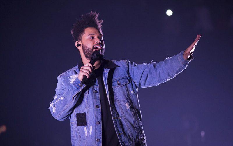 The Weeknd lloró en el escenario por Selena Gómez