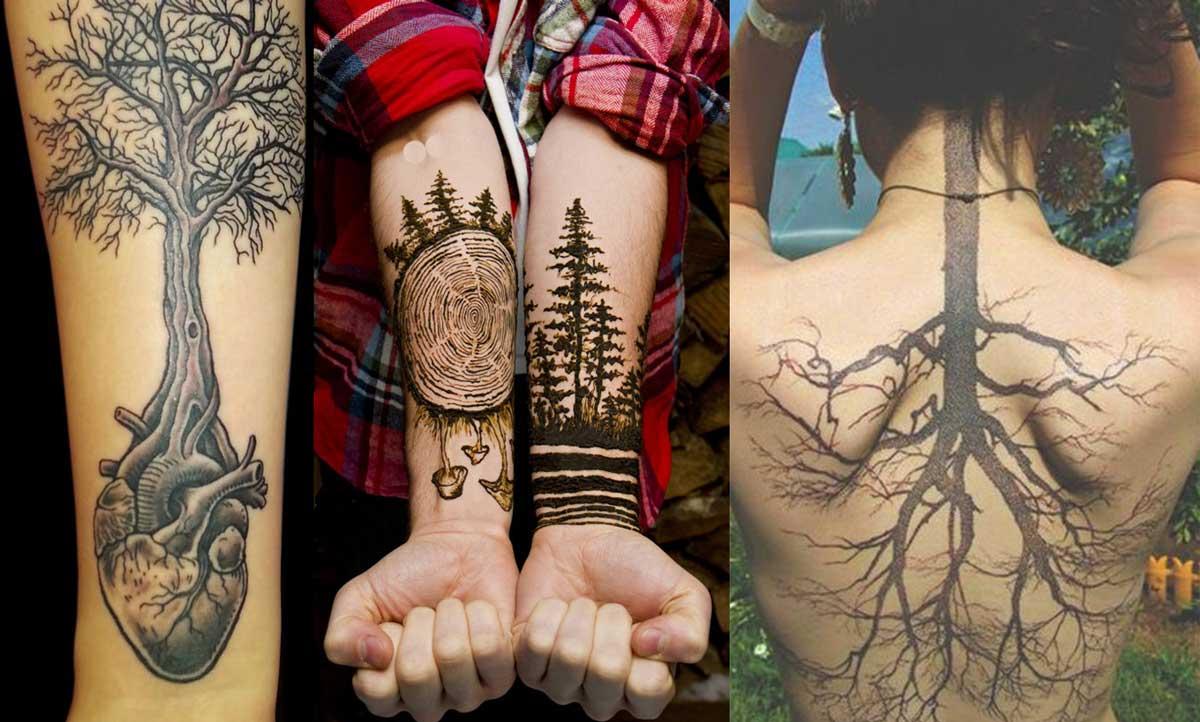 ¿Cuál es el significado de los tatuajes?