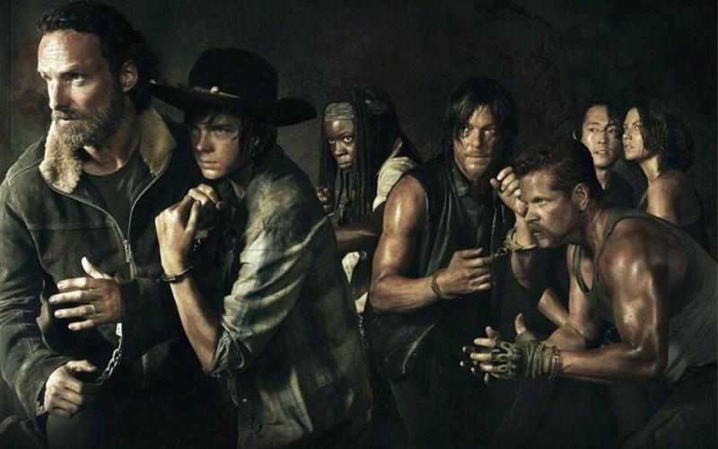 The Walking Dead tiene fecha de estreno