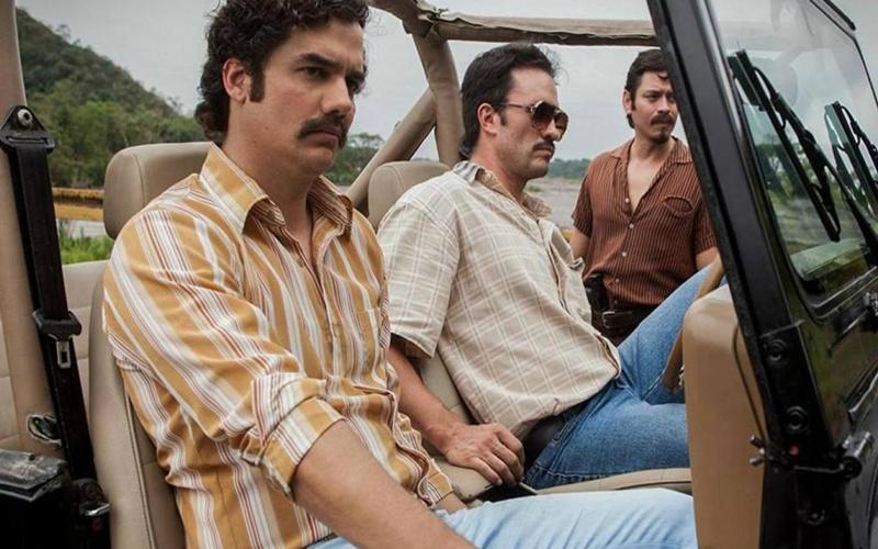 El hermano de Pablo Escobar amenzó a Netflix