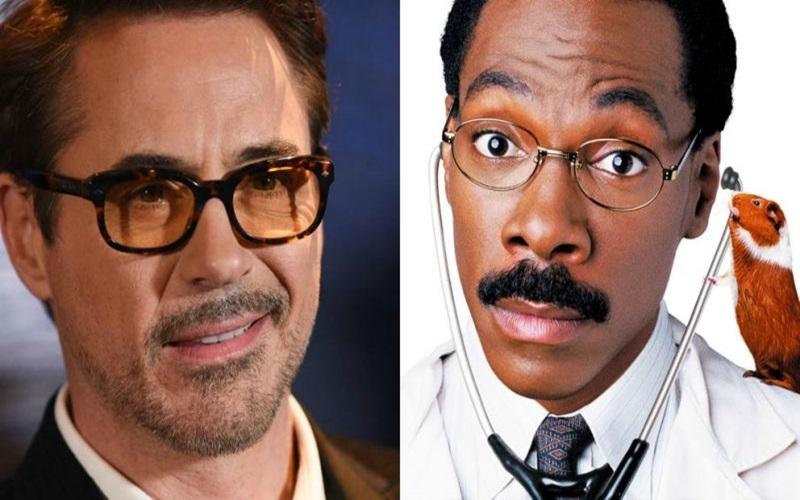 Robert Downey Jr el nuevo Dr. Dolittle