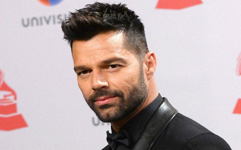 La promesa de Ricky Martin