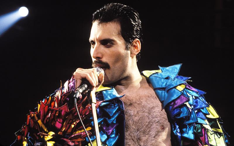 Freddie Mercury: 26 años sin el Queen